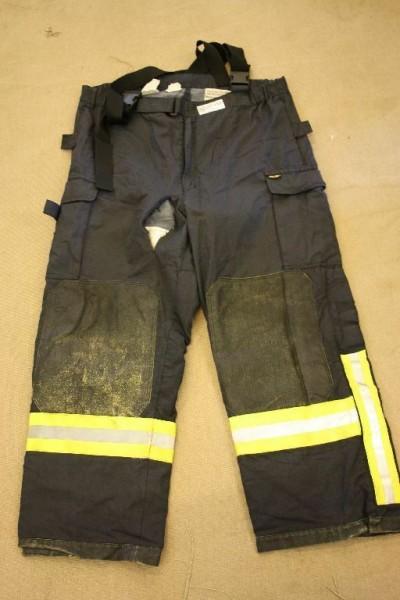 Feuerwehrüberhose SSK Lion Gr 50 Rettungsdienst DLRG Aramid THW DRK FFW BW 785