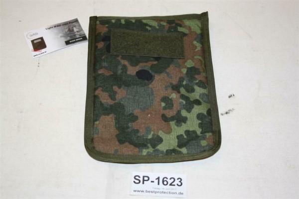 Light iPad Mini Pouch flecktarn Klett 5FTD Schutzhülle Tasche 1623