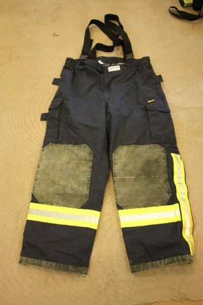Feuerwehrüberhose SSK Lion Gr 52 Rettungsdienst 112 BUND FFW Brandschutz THW 793