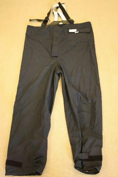 Brückenpersonal Hose Edward Macbean blau Gr 58 60 Berufskleidung Nasswetter 507