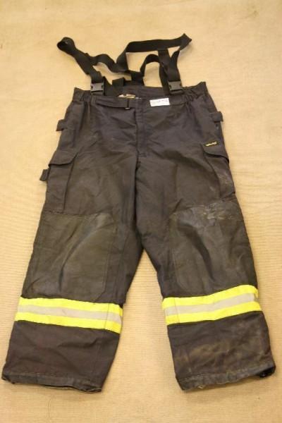 Feuerwehrüberhose SSK Lion Gr 52 Nomex Überhose Rettungsdienst Feuerwehr FFW 708