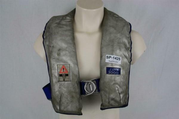 Rettungsweste THW Millenium AWN Sicherheit Schutzbekleidung Schwimmweste BW 1425