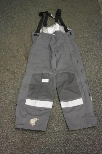 Brückenpersonal Hose Wahler grau Gr M Bundeswehr Wachpersonal Marine BUND BW 837