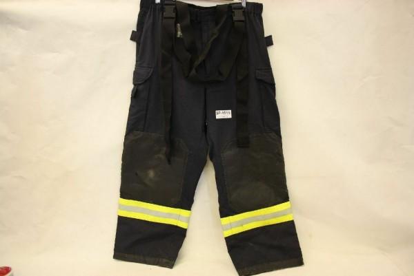 Feuerwehrüberhose Lion Apperel B-Ware Gr. 50 Feuerwehr Überhose Brandschutz 1515