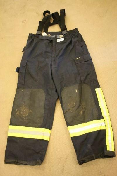 Feuerwehrüberhose SSK Lion Gr 52 BUND GORE-TEX Aramid Überhose FFW THW DLRG 775