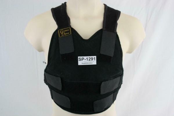 Schutzweste Security Gr. S SK1 Herren Polizei MEK SEK GSG9 kugelsicher BW 1291