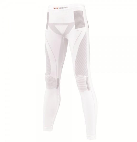 X-BIONIC Energy Accumulator Extrawarm women pants long weiß/grau XS skiing climbing Funktionshose Sk