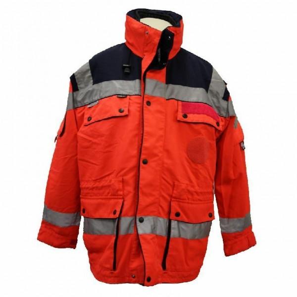 Rettungsdienst Jacke Gr 58 60 GSG Feuerwehr Notarzt Sanitäter FFW FW THW BUND