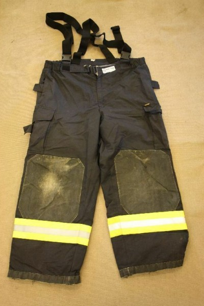 Feuerwehrüberhose SSK Lion Gr 50 GORE-TEX Rettungsdienst Feuerwehr DLRG THW 744