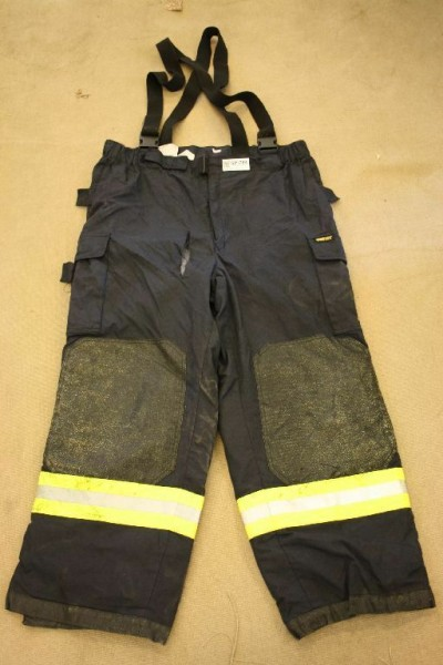Feuerwehrüberhose SSK Lion Gr 54 Brandschutz GORE-TEX DLRG THW FFW Aramid BW 784