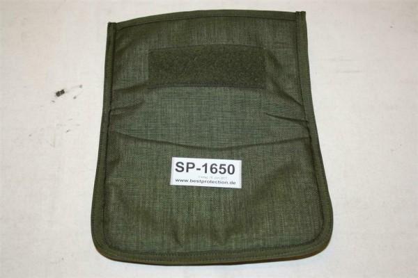 iPad Tasche SAG Schutzhülle oliv Klett Outdoor Army BW BUND Hülle 1650