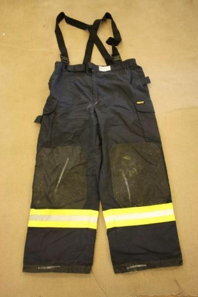 Feuerwehrüberhose SSK Lion Gr 52 Rettungsdienst Brandschutz GORE-TEX Aramid 753