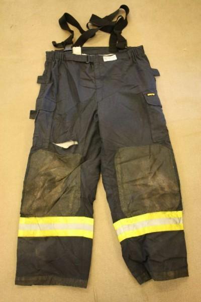 Feuerwehrüberhose SSK Lion Gr 52 Brandschutz Rettungsdienst Nomex Aramid FFW 757