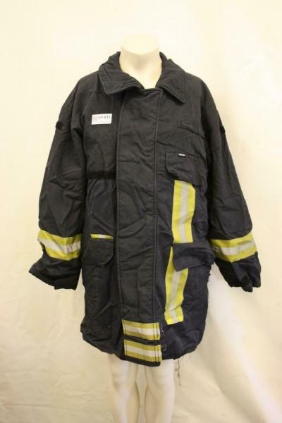 Feuerwehrüberjacke Workwear Gr 52 Feuerwehrjacke FFW THW Hupf Rettungsdienst 612