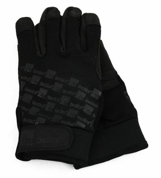 Schnittschutz Handschuhe Schwarz Größe 10 XL Neu Agrar Security Sicherheit BUND