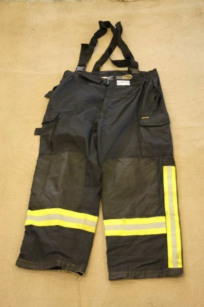 Feuerwehrüberhose SSK Lion Gr 52 Flammschutz Brandschutz Überhose Feuerwehr 698