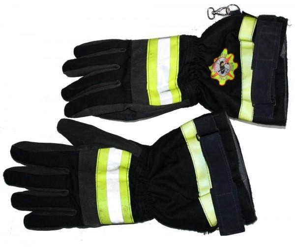 Feuerwehr Handschuhe Paar Seiz FW Gr. 11 gebraucht Reflex