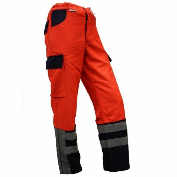 Rettungsdienst Hose Gr 110 GSG Favorit Feuerwehr Notarzt EN471 Malteser THW DLRG