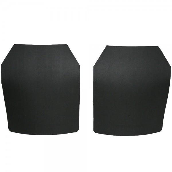 SK4 Keramikplatte Set 2 Stück Mehler 2005 ICW 30x25 Hartschutzeinschub BW BUND
