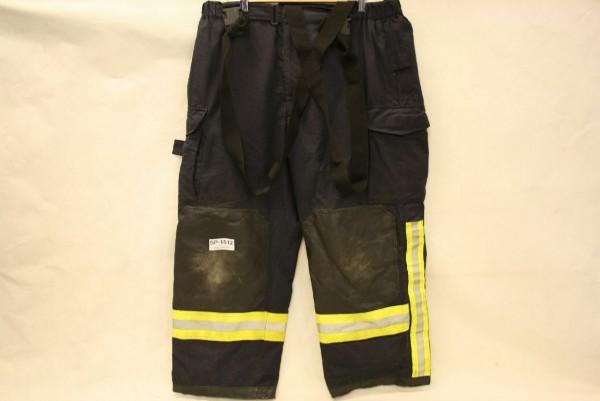 Feuerwehrüberhose Lion Apperel Gr. 52 Feuerwehr 112 Überhose HuPF Gore-TEX 1512