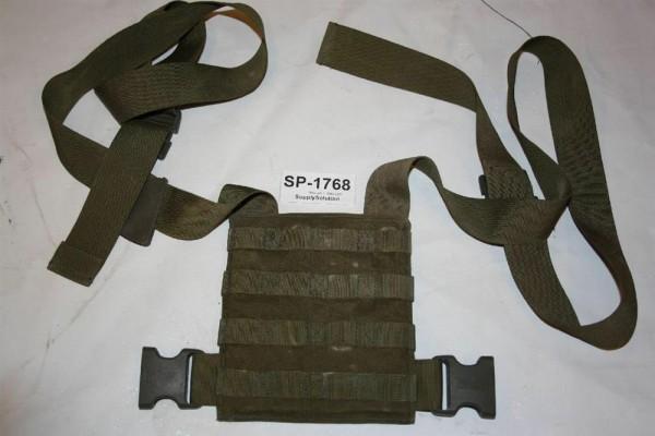 Blackhawk Mircor Rig Chest oliv MOLLE BW BUND Bundeswehr 1768