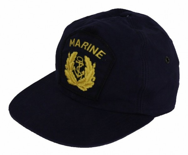 Mütze Kapitän Gr. S 51-55 Marine Fregatte Gorch Fock Bundesmarine Matrose MBC BW