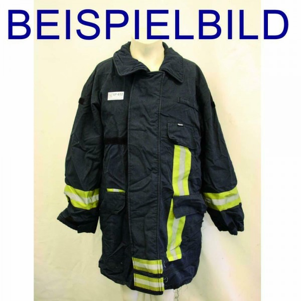 Feuerwehrüberjacke Lion Apparel Gr 48 GORE-TEX gem HuPF Typ A Einsatzjacke 933