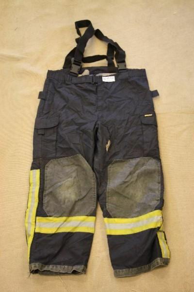 Feuerwehrüberhose SSK Lion Gr 52 Feuerwehr Überhose Aramid Nomex HuPF FFW BW 732