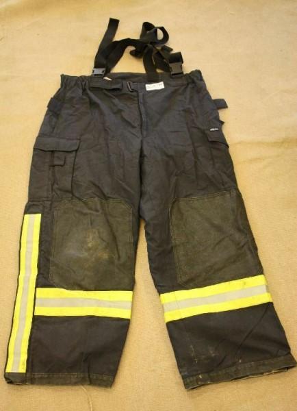 Feuerwehrüberhose SSK Lion Gr 54 Nomex Aramid GORE-TEX Feuerwehr Überhose FW 740
