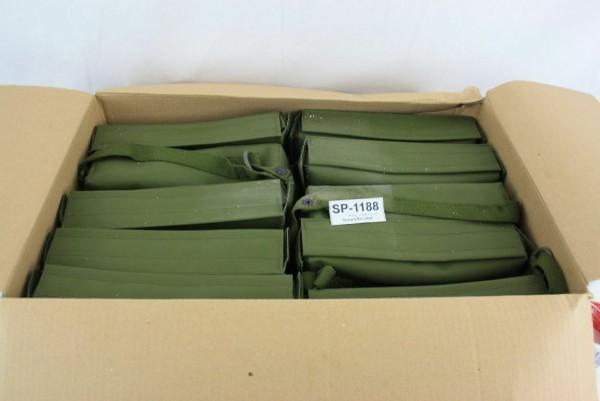 Dänemark Tasche oliv Konvolut 10 Stück Einsatztasche Outdoor Jagd Militär 1188