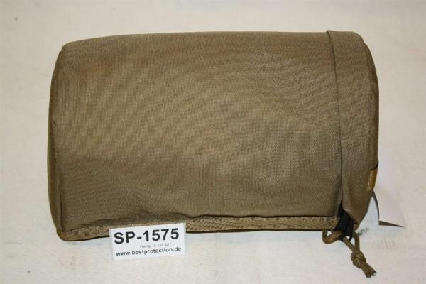 Objektivtasche SAG neu Objektivbeutel BW BUND Bundeswehr Gr XL coyote MOLLE 1575