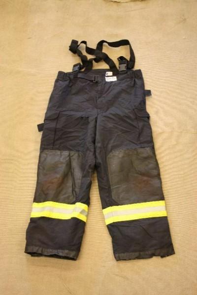 Feuerwehrüberhose Lion Apparel Gr 52 Rettungsdienst HuPF Überhose Nomex FFW 726
