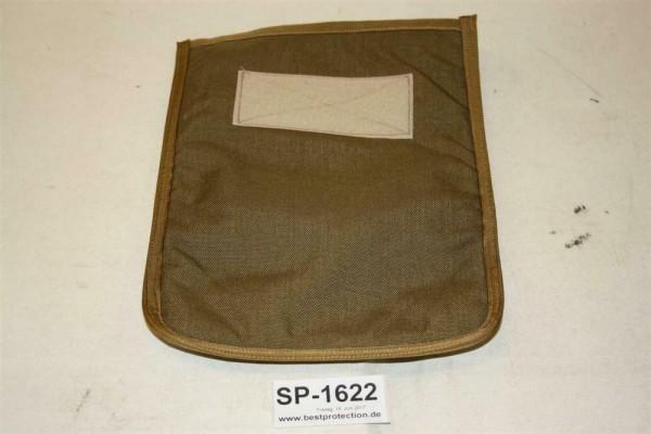 Light iPad mini Pouch coyote Klett Schutzhülle Tasche Hülle 1622