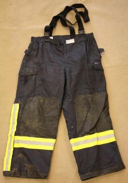 Feuerwehrüberhose SSK Lion Gr 54 CE0516 EN469 HuPF Typ A Feuerwehr Nomex FFW 727