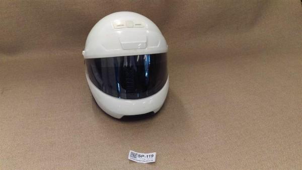 Motorradhelm Schuberth weiß Gr 62 63 Sport safety motorcycle Klapphelm 119