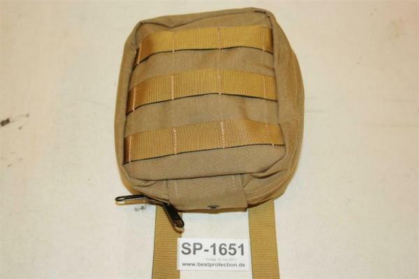 Tasche Cargo Pouch SAG neu MOLLE coyote Tragetasche BW BUND 1651