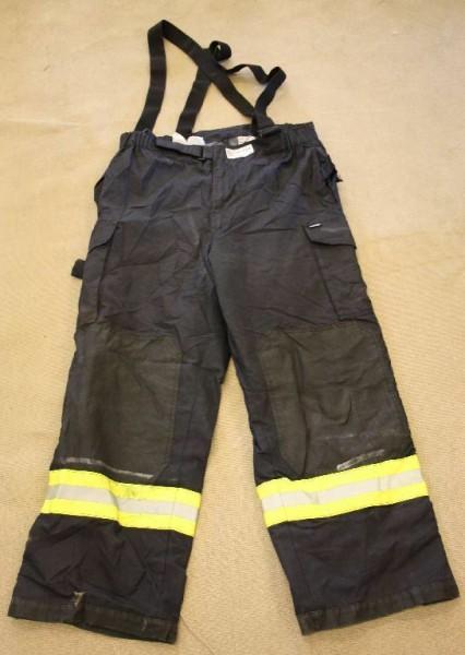 Feuerwehrüberhose SSK Lion Gr 52 Brandschutz Überhose EN469 Nomex Aramid FFW 734