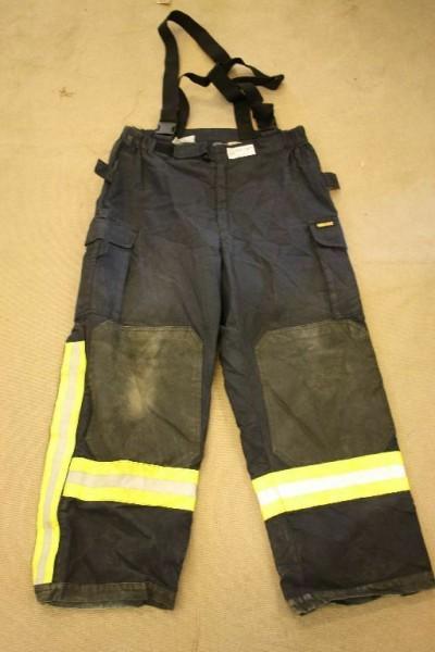 Feuerwehrüberhose SSK Lion Gr 50 Überhose Nomex Delta GORE-TEX DLRG DRK THW 783