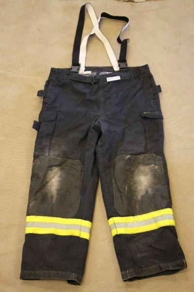 Feuerwehrüberhose SSK Lion Gr 52 Brandschutz Rettungsdienst Hose FFW BUND bw 648