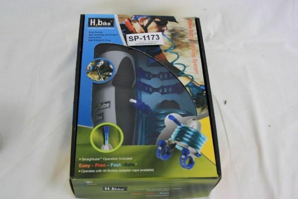 H2Bike Trinkssystem Bluedesert BDH2 Trinkflasche Biker Outdoor Safe Biking 1173