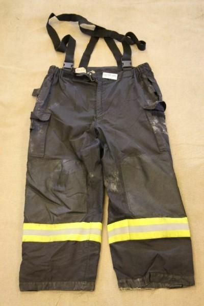 Feuerwehrüberhose SSK Lion Gr 52 Brandschutz Aramid Nomex GORE-TEX HuPF BUND 681