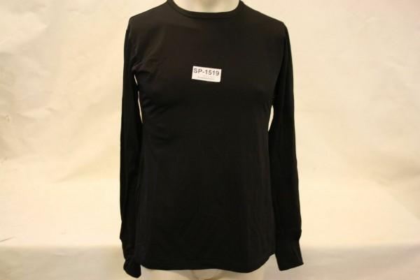 Crew Neck Longsleeve Shirt Funktionsshirt schwarz BW BUND 1519