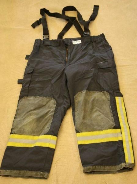 Feuerwehrüberhose SSK Lion Gr 54 Aramid Nomex Delta FFW Bund HuPF EN469 DLRG 696