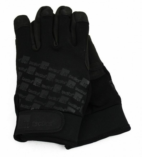 Schnittschutz Handschuhe Schwarz Größe 9 L Neu SEK Polizei Bundeswehr Forst BUND
