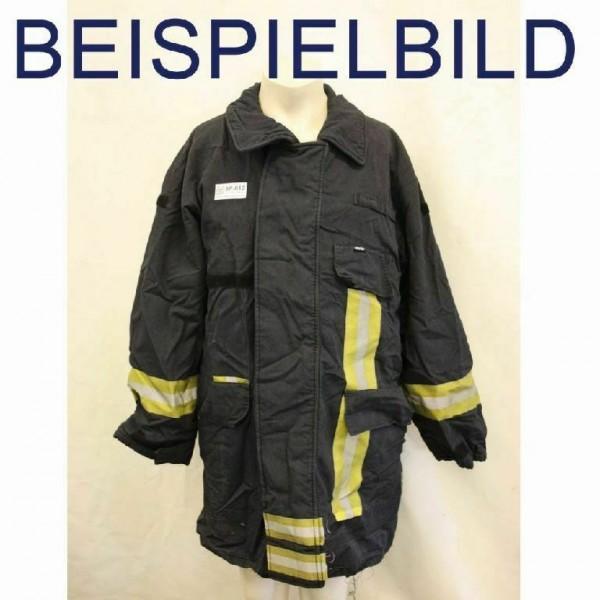 Feuerwehrüberjacke Feuchter Gr 52 Brandschutz Einsatzjacke HuPF Typ A FW 873