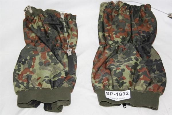 Gamaschen Bundeswehr flecktarn BW RIPSTOP 5FTD 1832