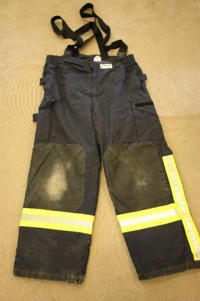 Feuerwehrüberhose Lion Apparel Gr 52 Rettungsdienst GORE-TEX Nomex Delta FFW 746
