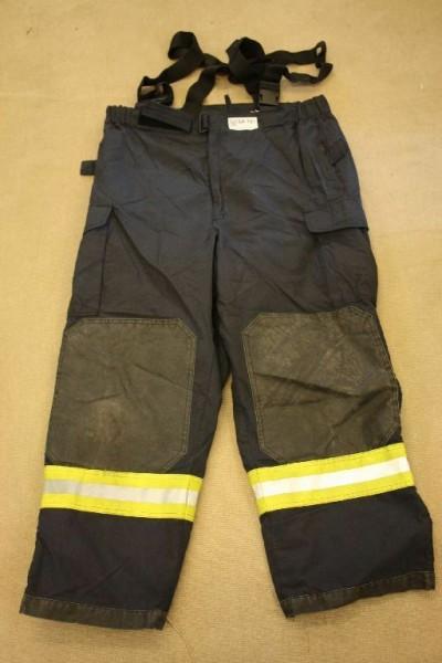 Feuerwehrüberhose Lion Apparel Gr 52 Feuerwehr Überhose THW Nomex Delta HuPF 761