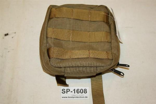 Cargo Pouch SAG neu coyote Tragetasche BW BUND Outdoor MOLLE 1608
