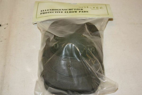 MIL-TEC Ellenbogenschoner Ellenbogenschützer oliv Softair BUND BW Protektoren